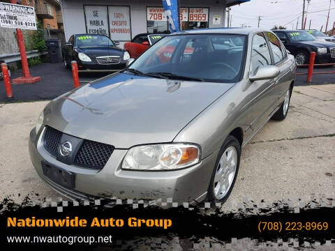 2006 Nissan Sentra for sale at Nationwide Auto Group in Melrose Park IL