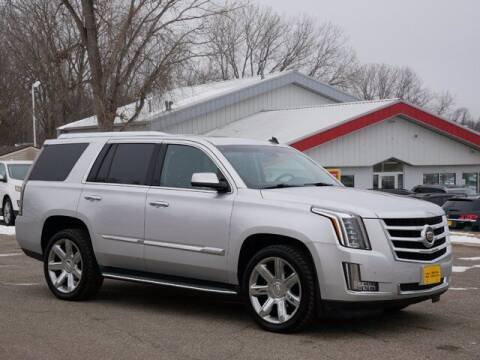 2015 Cadillac Escalade for sale at Park Place Motor Cars in Rochester MN