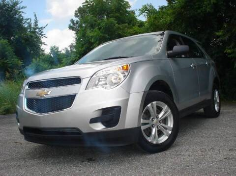 2012 Chevrolet Equinox for sale at A & A IMPORTS OF TN in Madison TN