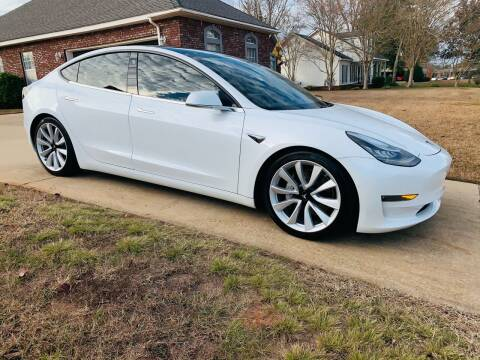 2019 Tesla Model 3 for sale at Paramount Autosport in Kennesaw GA