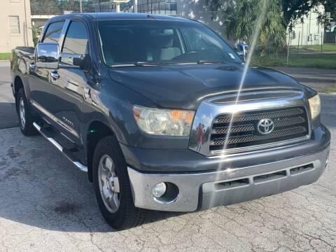 2008 Toyota Tundra for sale at Consumer Auto Credit in Tampa FL