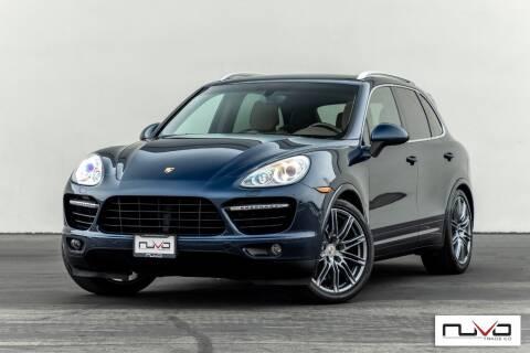 2013 Porsche Cayenne for sale at Nuvo Trade in Newport Beach CA