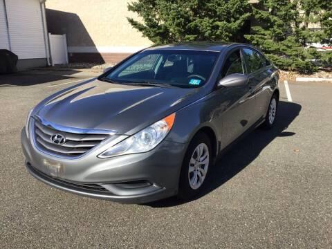 2012 Hyundai Sonata for sale at Bromax Auto Sales in South River NJ