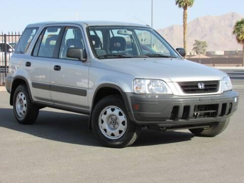 1999 Honda CR-V for sale at Best Auto Buy in Las Vegas NV