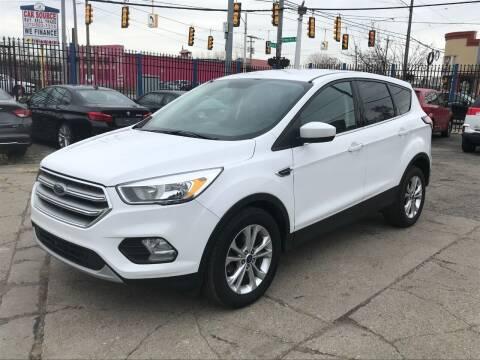 2017 Ford Escape for sale at SKYLINE AUTO in Detroit MI