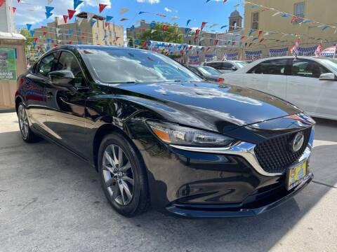 2018 Mazda MAZDA6 for sale at Elite Automall Inc in Ridgewood NY
