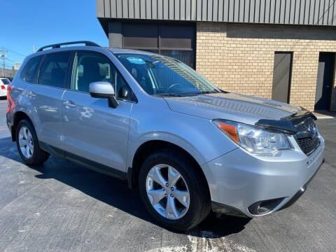 2014 Subaru Forester for sale at C Pizzano Auto Sales in Wyoming PA