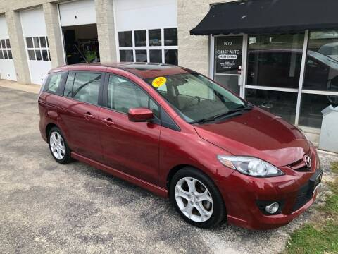 2010 Mazda MAZDA5 for sale at Cresthill Auto Sales Enterprises LTD in Crest Hill IL