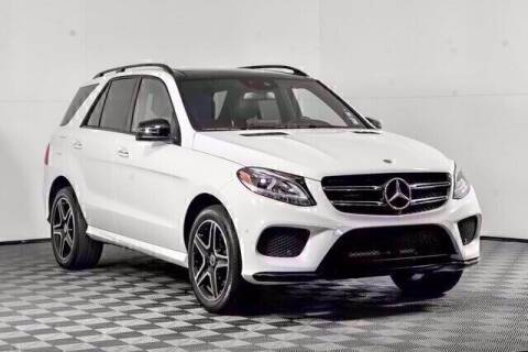 2018 Mercedes-Benz GLE for sale at Washington Auto Credit in Puyallup WA