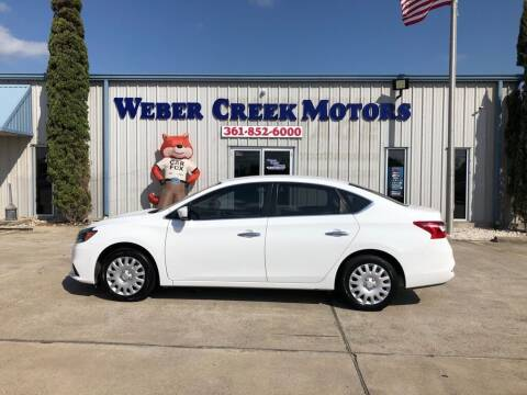 2016 Nissan Sentra for sale at Weber Creek Motors in Corpus Christi TX