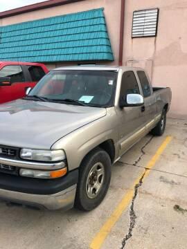 2002 Chevrolet Silverado 1500 for sale at Cargo Vans of Chicago LLC in Mokena IL
