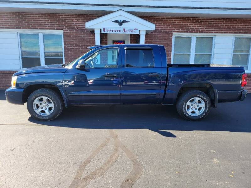 2007 Dodge Dakota for sale at UPSTATE AUTO INC in Germantown NY