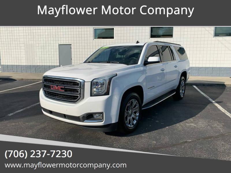 2015 GMC Yukon XL for sale at Mayflower Motor Company in Rome GA