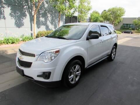 2014 Chevrolet Equinox for sale at Pennington's Auto Sales Inc. in Orange CA