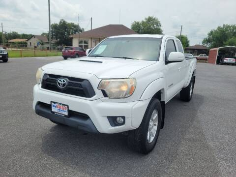 2013 Toyota Tacoma for sale at Mid Valley Motors in La Feria TX