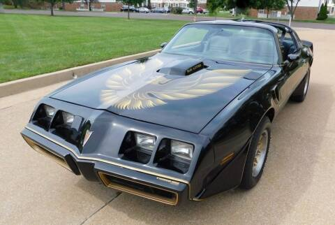 1979 Pontiac Trans Am for sale at WEST PORT AUTO CENTER INC in Fenton MO