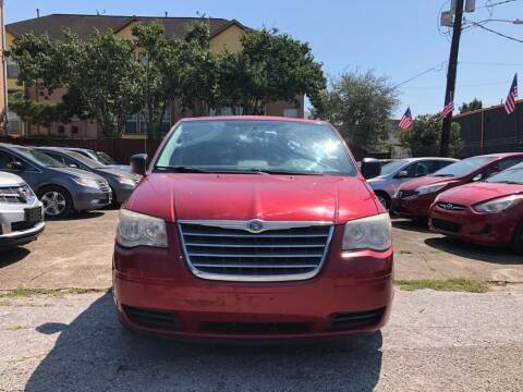 2010 Chrysler Town and Country for sale at Delta Auto Alliance in Houston TX