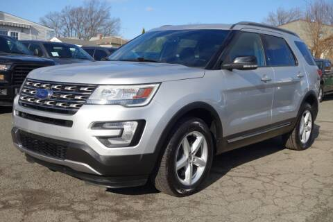 2016 Ford Explorer for sale at Olger Motors, Inc. in Woodbridge NJ