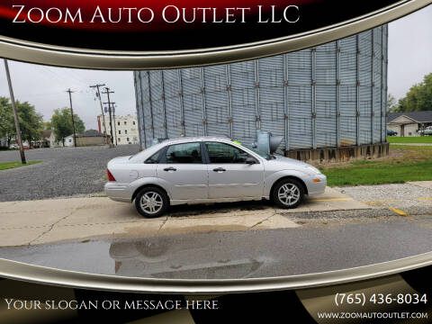 2002 Ford Focus for sale at Zoom Auto Outlet LLC in Thorntown IN