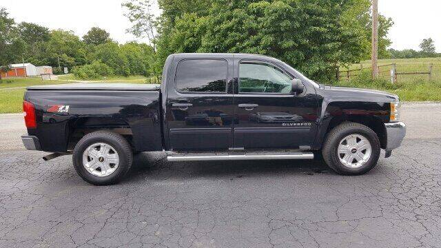 2013 Chevrolet Silverado 1500 for sale at M & M Auto Sales in Hillsboro OH
