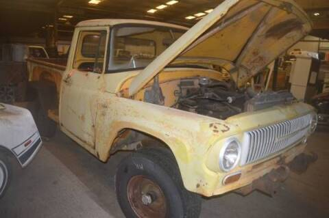 1966 International Harvester for sale at Classic Car Deals in Cadillac MI