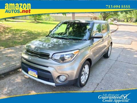 2017 Kia Soul for sale at Amazon Autos in Houston TX
