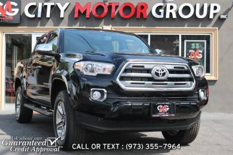 2017 Toyota Tacoma for sale at City Motor Group, Inc. in Wanaque NJ