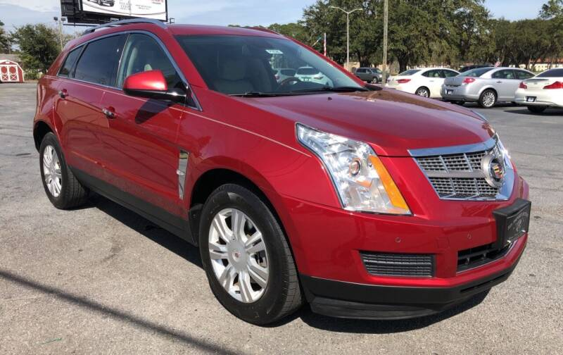 2011 Cadillac SRX for sale at GOLD COAST IMPORT OUTLET in Saint Simons Island GA