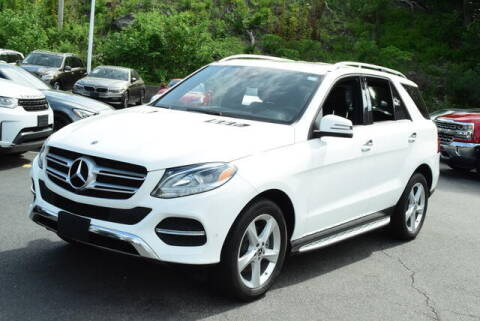 2018 Mercedes-Benz GLE for sale at Automall Collection in Peabody MA