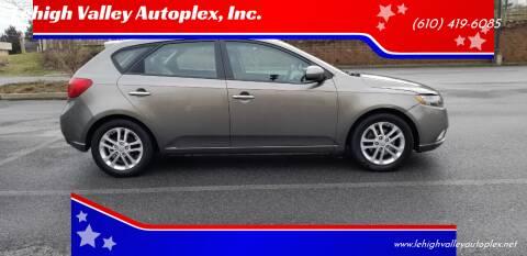 2011 Kia Forte5 for sale at Lehigh Valley Autoplex, Inc. in Bethlehem PA