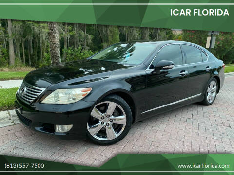 2010 Lexus LS 460 for sale at ICar Florida in Lutz FL