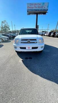 2006 Toyota Sequoia for sale at Gulf South Automotive in Pensacola FL