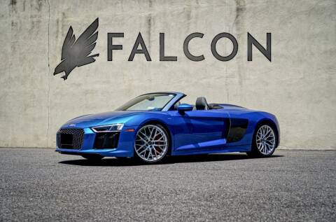 2018 Audi R8 for sale at FALCON MOTOR GROUP in Orlando FL