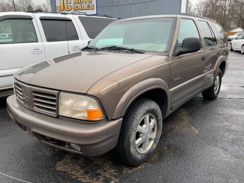1998 Oldsmobile Bravada for sale at JC Auto Sales - Suburban Motors in Belleville IL