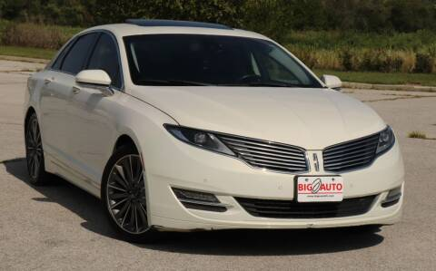 2013 Lincoln MKZ for sale at Big O Auto LLC in Omaha NE