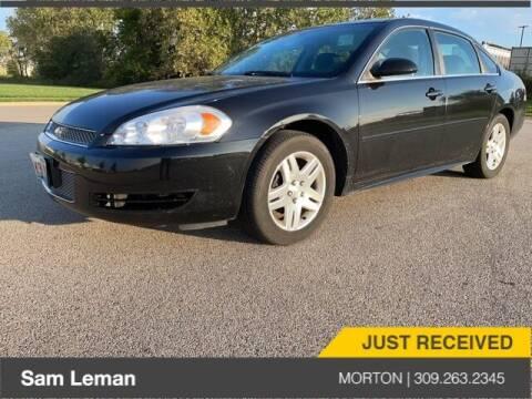 2012 Chevrolet Impala for sale at Sam Leman CDJRF Morton in Morton IL