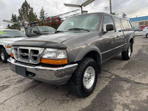 1999 Ford Ranger for sale at Stag Motors in Portland OR