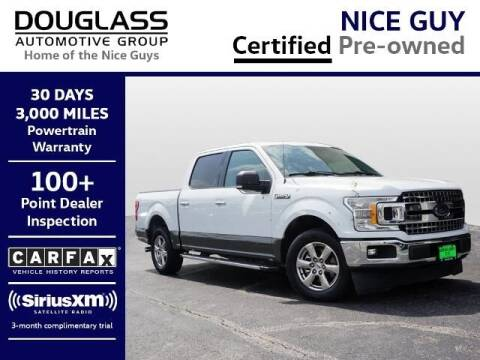 2018 Ford F-150 for sale at Douglass Automotive Group - Douglas Nissan in Waco TX