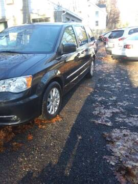 2012 Chrysler Town and Country for sale at MCQ SALES INC in Upton MA
