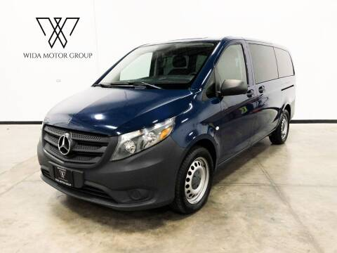 2016 Mercedes-Benz Metris for sale at Wida Motor Group in Bolingbrook IL