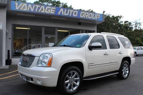 2011 GMC Yukon for sale at Vantage Auto Group in Brick NJ