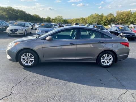 2012 Hyundai Sonata for sale at CARS PLUS CREDIT in Independence MO