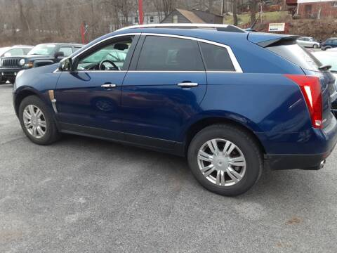 2012 Cadillac SRX for sale at Martino Motors in Pittsburgh PA
