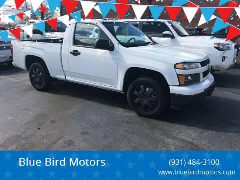 2012 Chevrolet Colorado for sale at Blue Bird Motors in Crossville TN