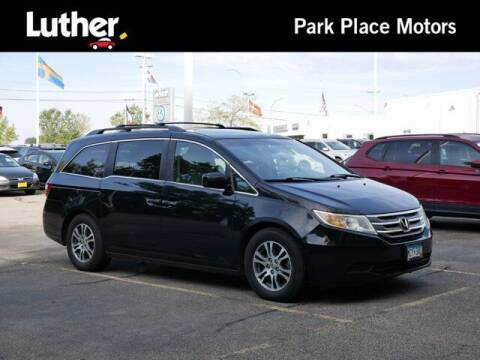 2011 Honda Odyssey for sale at Park Place Motor Cars in Rochester MN