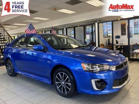 2017 Mitsubishi Lancer for sale at Auto Max in Hollywood FL