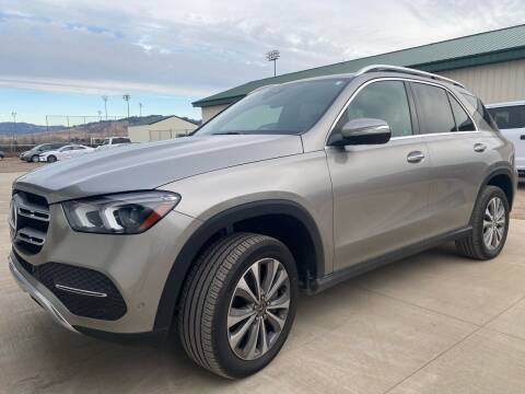2020 Mercedes-Benz GLE for sale at FAST LANE AUTOS in Spearfish SD