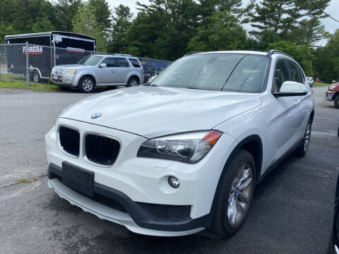 2015 BMW X1 for sale at Top Quality Auto Sales in Westport MA