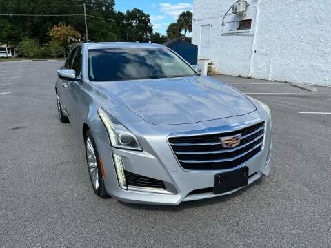 2016 Cadillac CTS for sale at LUXURY AUTO MALL in Tampa FL