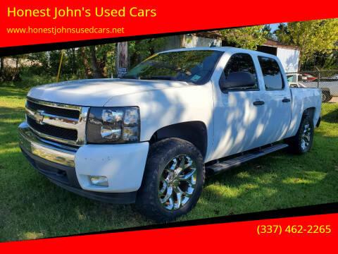 2007 Chevrolet Silverado 1500 for sale at Honest John's Used Cars in Deridder LA